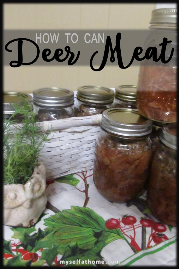 how-to-can-deer-meat